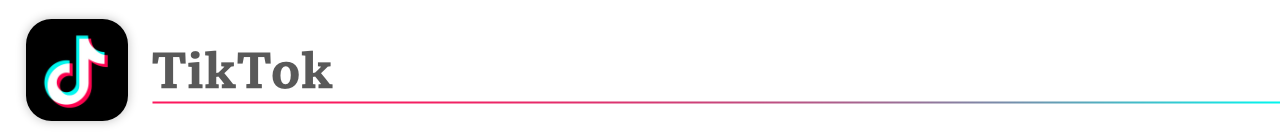Logotipo da TikTok