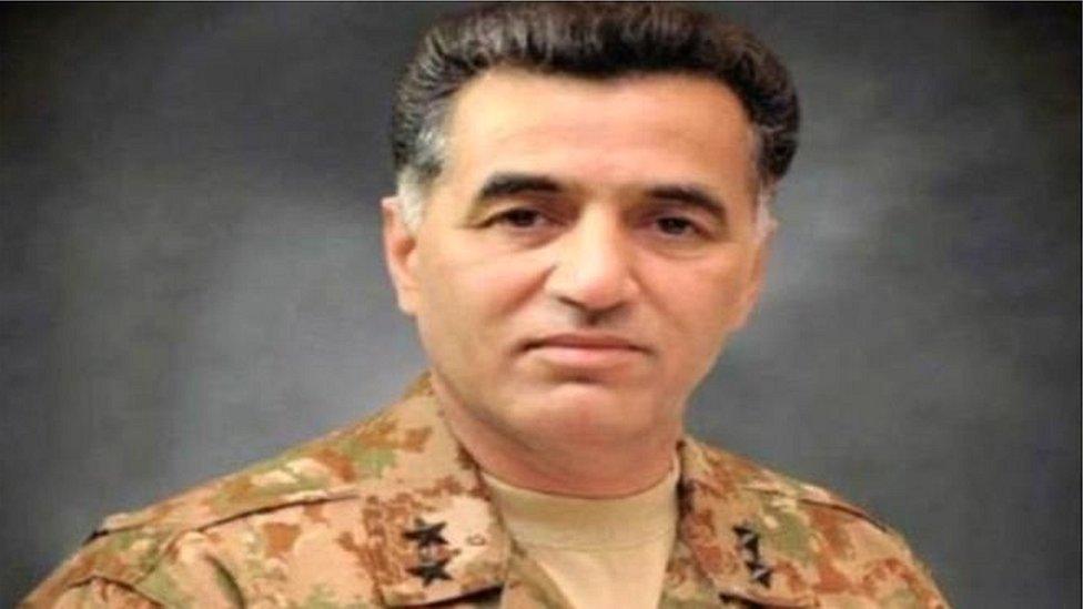 ISI के नए मुखिया लेफ्टिनेंट जनरल फैज़ हमीद