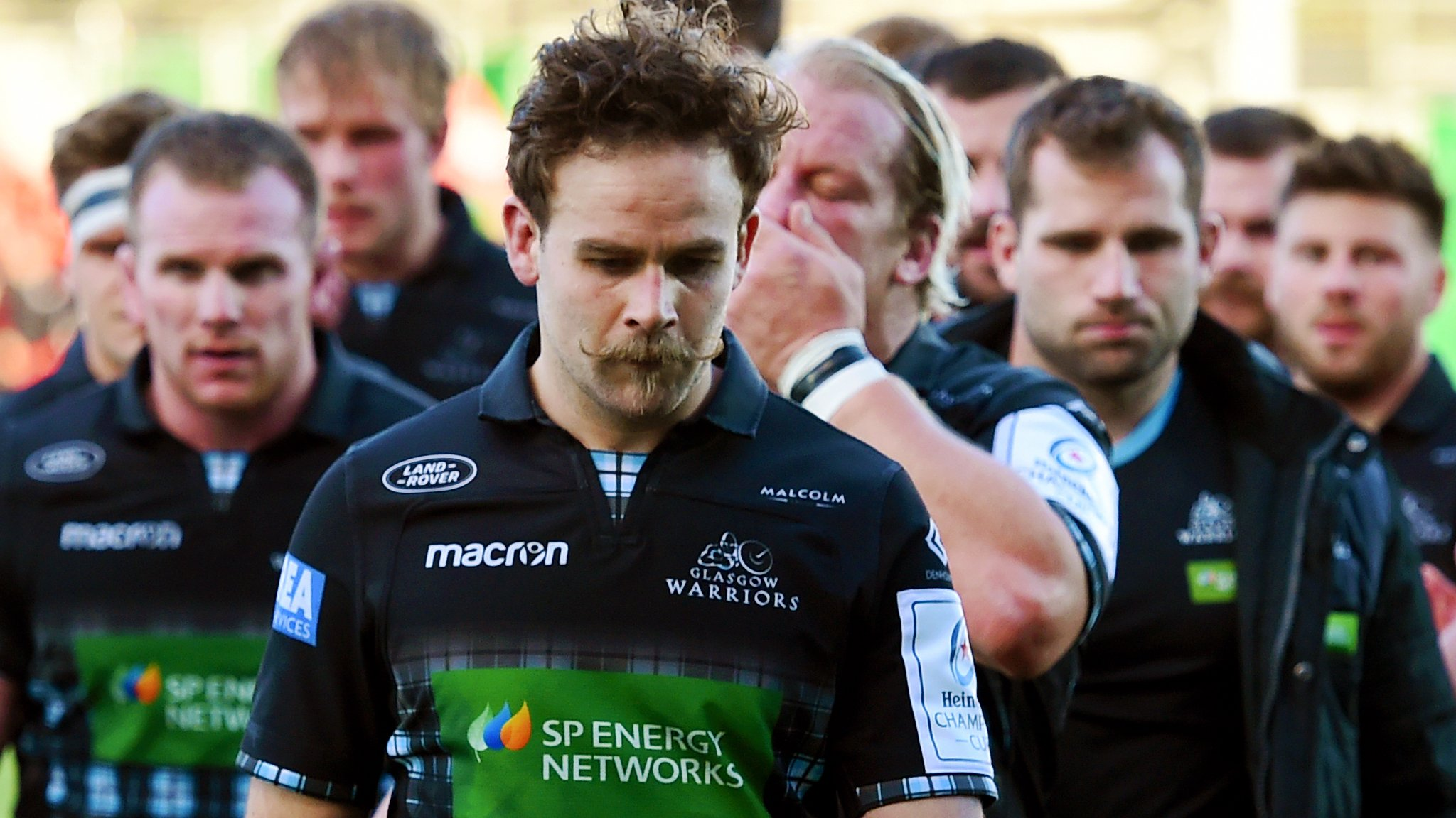 Rennie urges composure from Glasgow after loss to Saracens