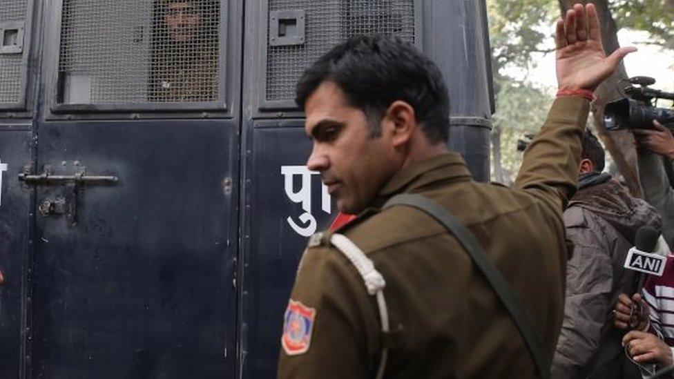 दिल्ली पुलिस (फ़ाइल फोटो)