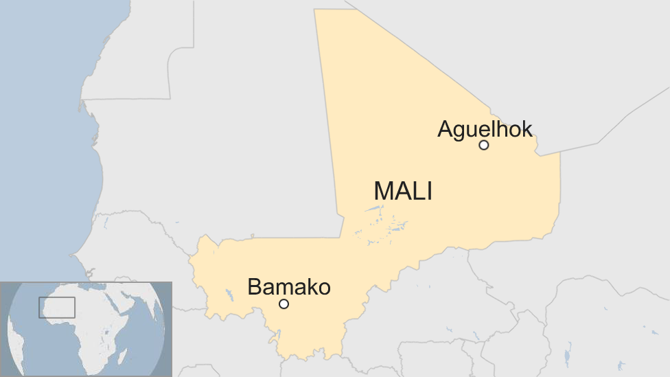Mali: Ten UN peacekeepers killed in 'jihadist' attack