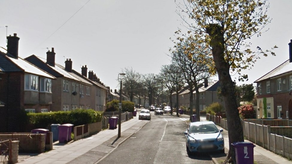 Two men shot in 'targeted attack' in Liverpool