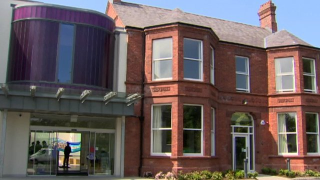The new hospice will open its doors to patients on Wednesday