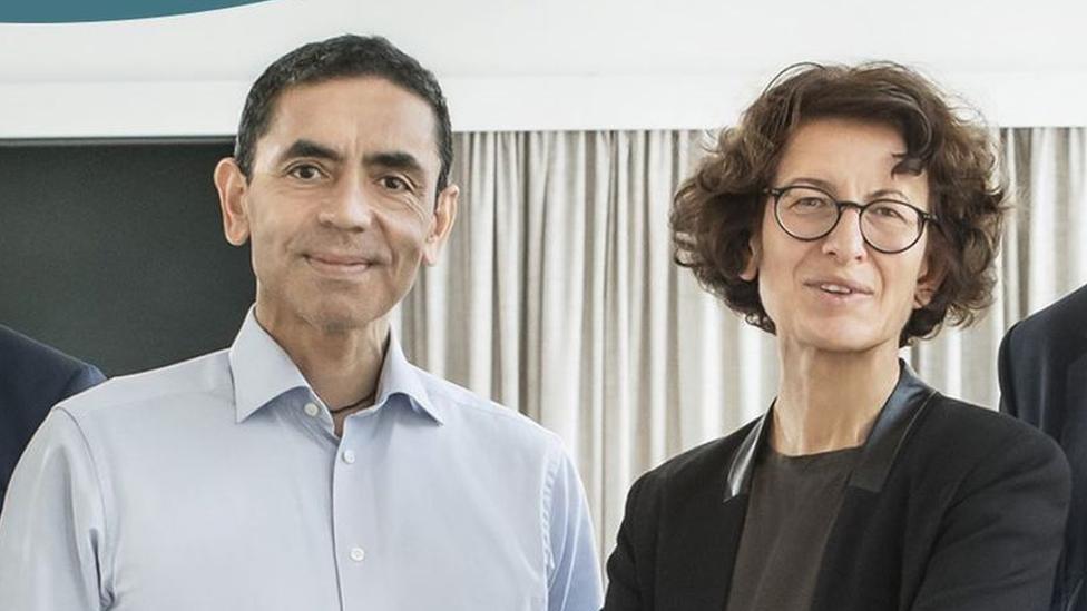 Vacina contra covid-19: a história de amor do casal turco-alemão por trás da empresa que testa imunizante contra coronavírus