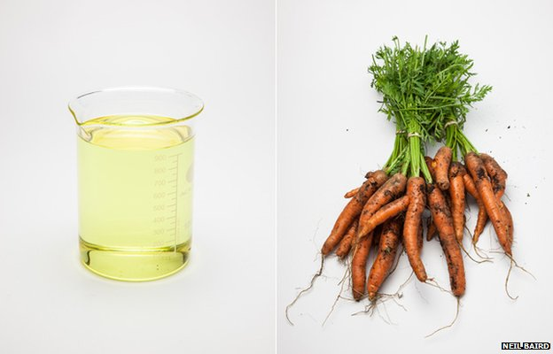 Petrol and carrots