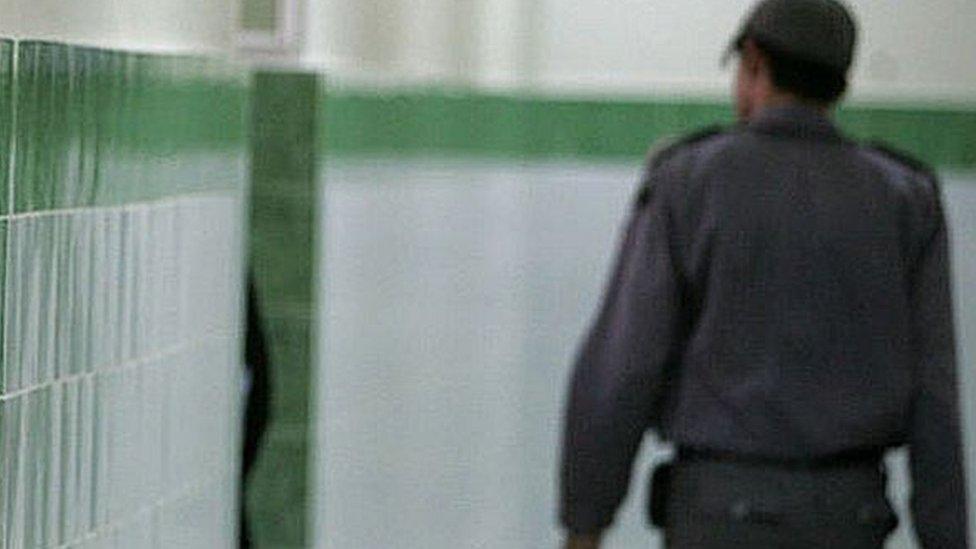 سجن في إيران