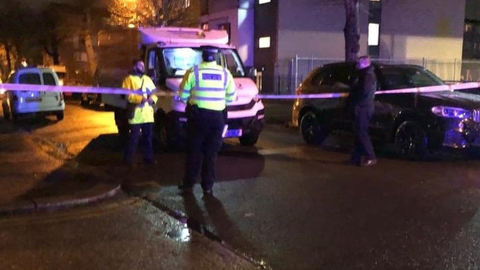 Enfield fatal shooting: Three arrested over killing