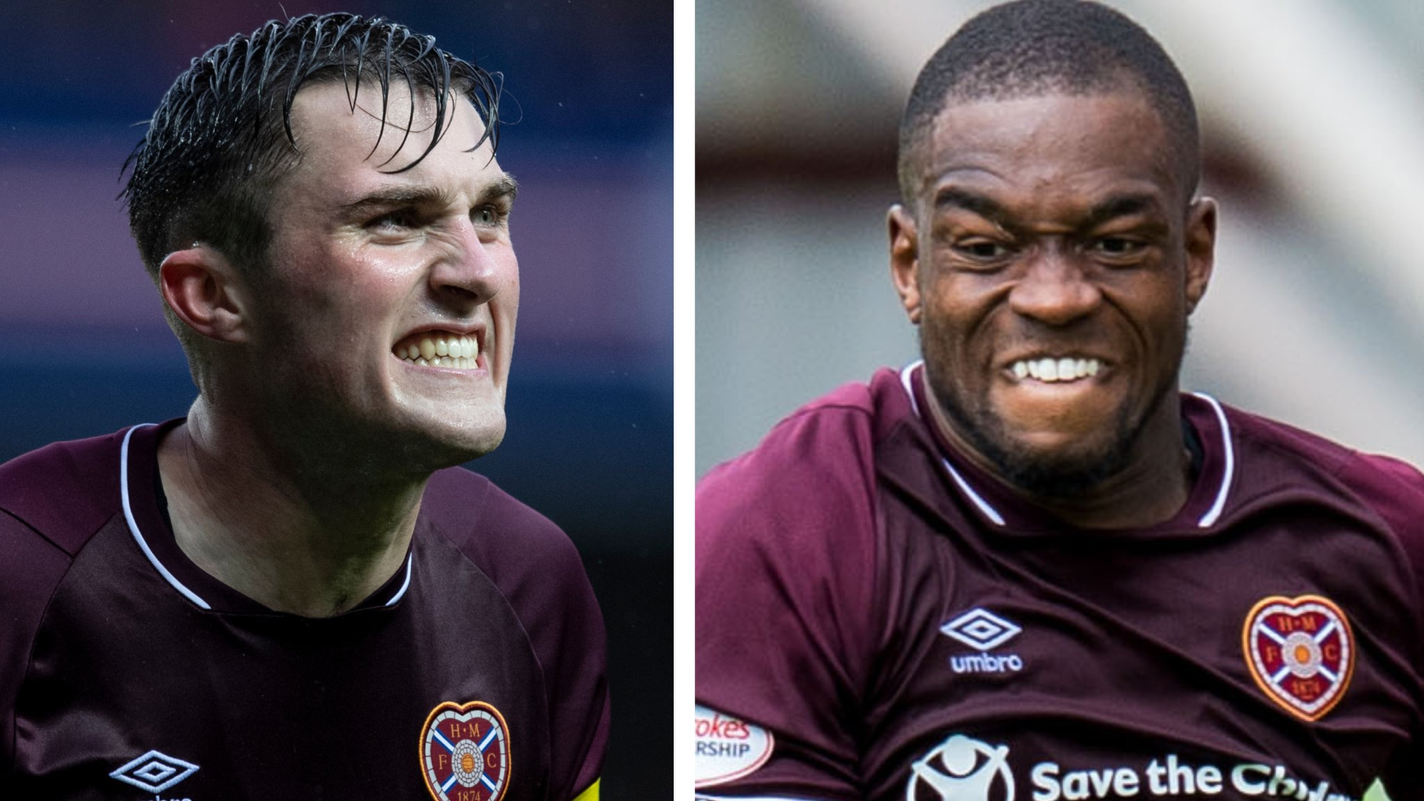 Premiership leaders Hearts lose Souttar & Ikpeazu for five months