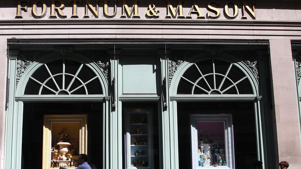 Father and son cleared of Fortnum & Mason champagne theft