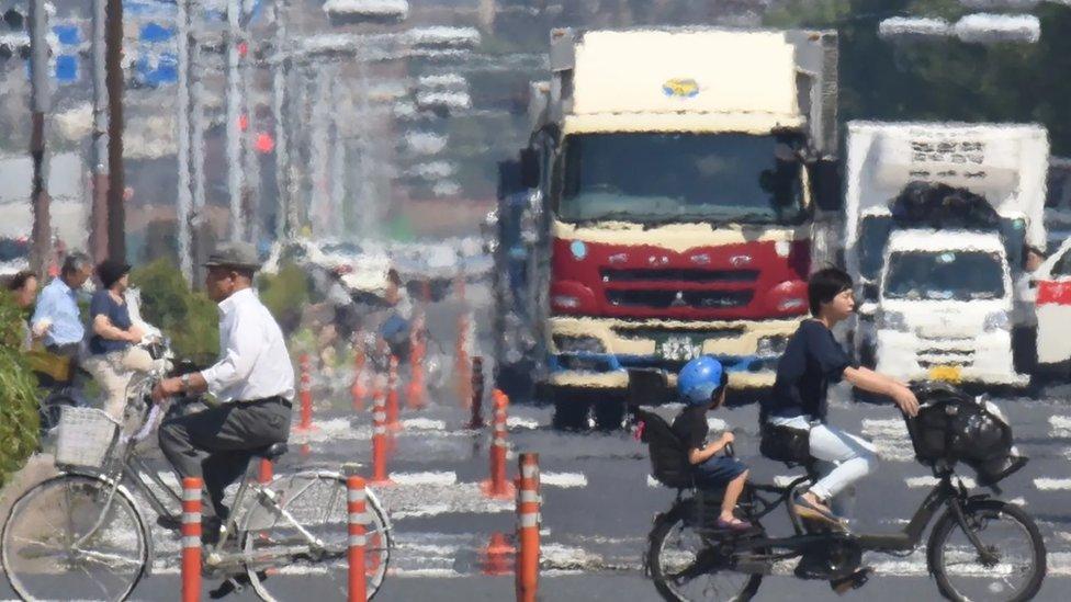 Tokio se poslednjih godina borio sa toplotnim talasima, a ekstremne temperature 2018. godine proglašene su prirodnom katastrofom