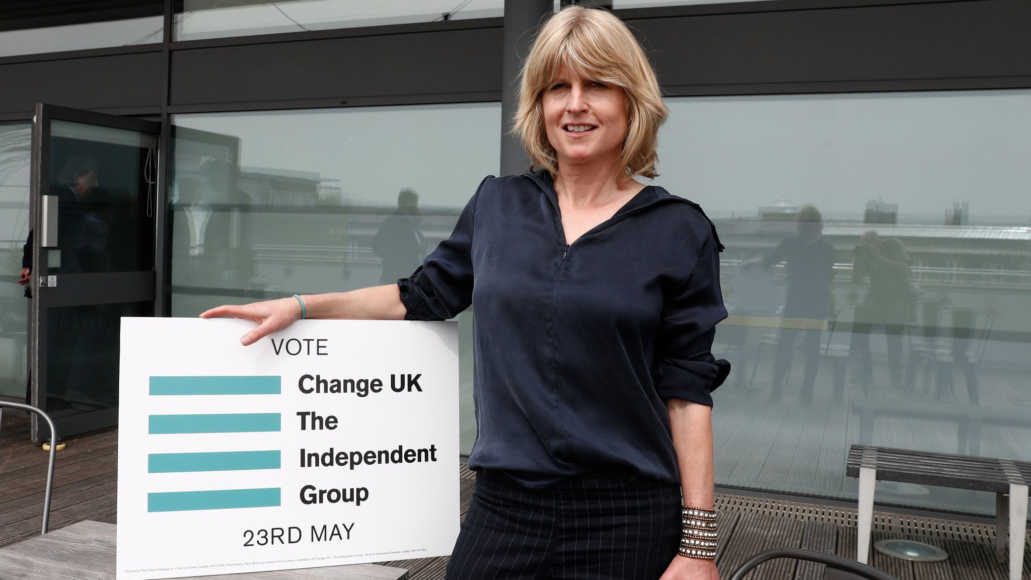 Change UK launches European election campaign