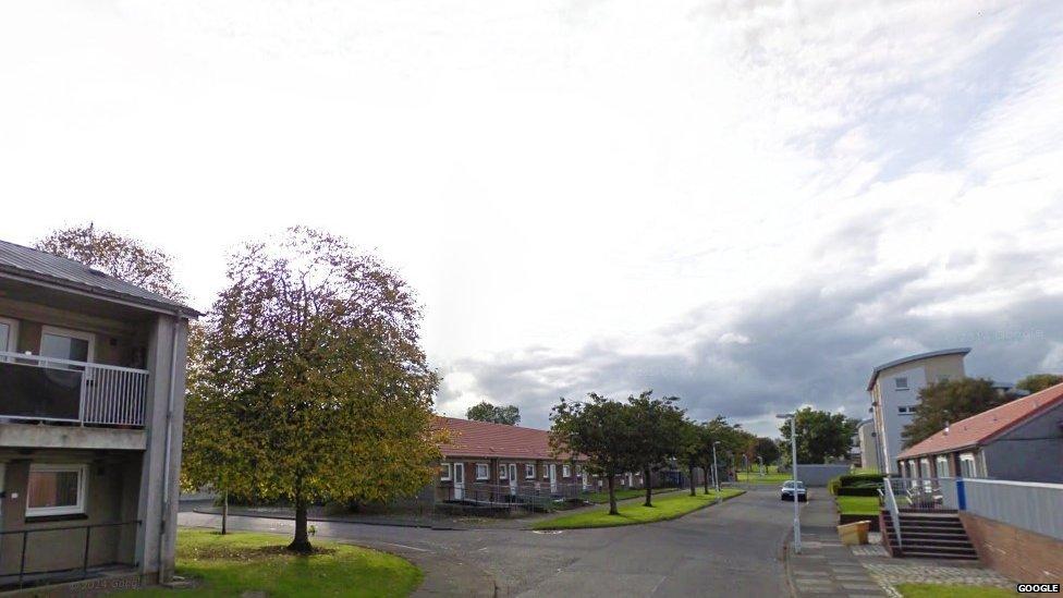 Turriff Place, Kirkcaldy