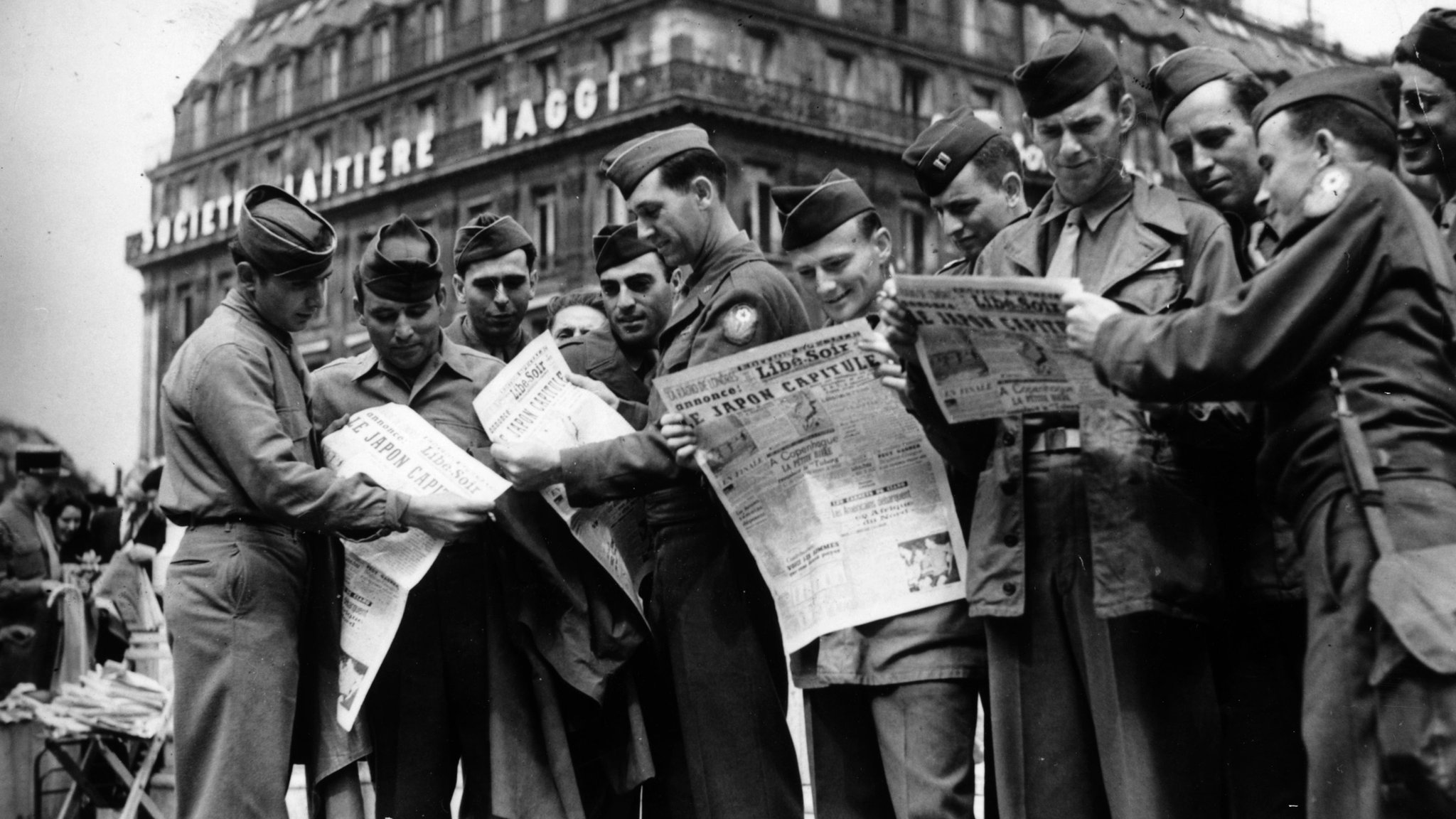 What is VJ Day? Why is Victory in Japan Day important? - CBBC Newsround