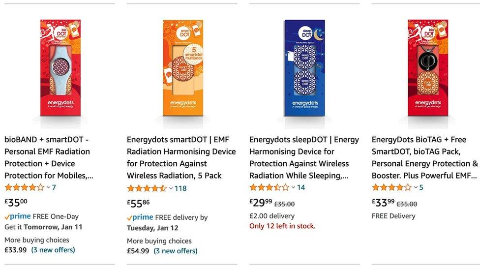 SmartDots on Amazon