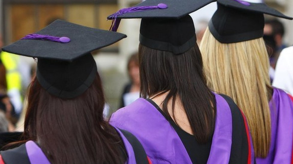Graduación de estudiantes