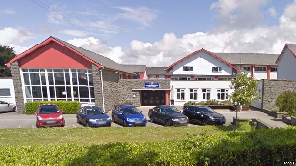 Ysgol Ardudwy, Harlech