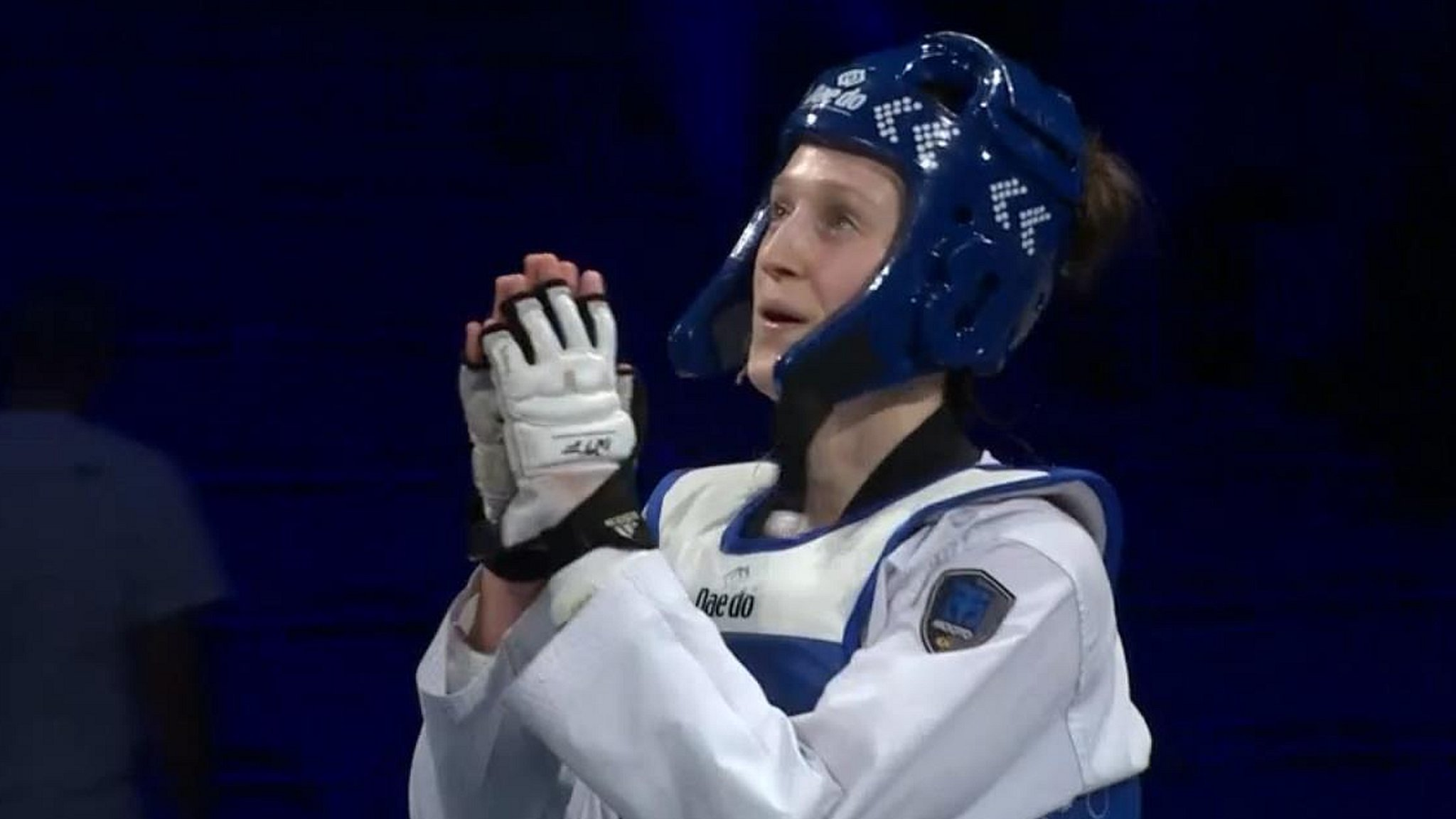 Lauren Williams wins Taekwondo Manchester Grand Prix gold for Great Britain