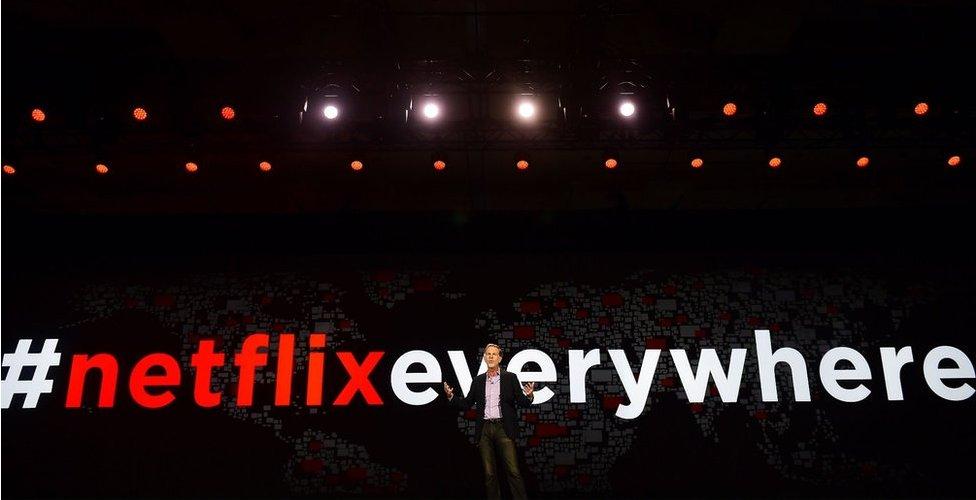 Netflix announcement