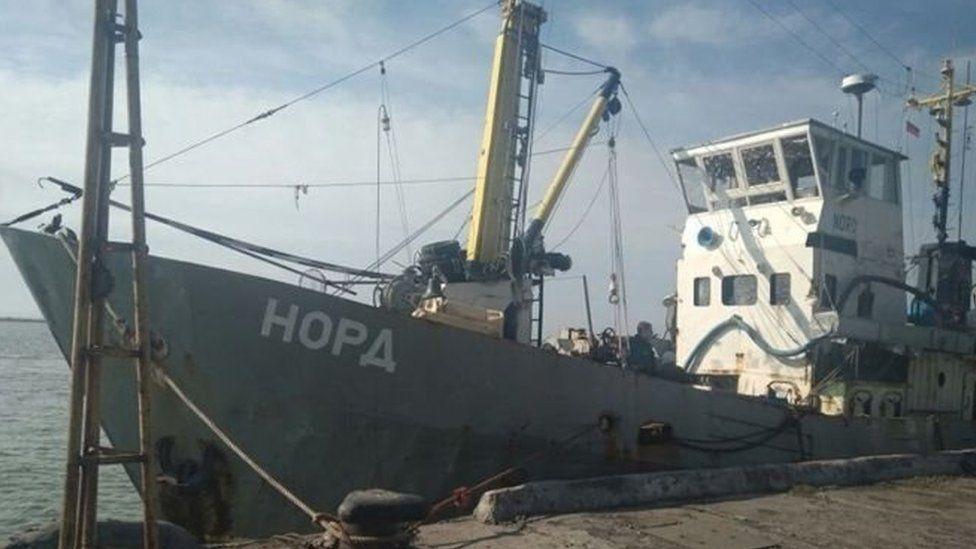 Сім на сім: Україна і Росія обмінялися затриманими моряками