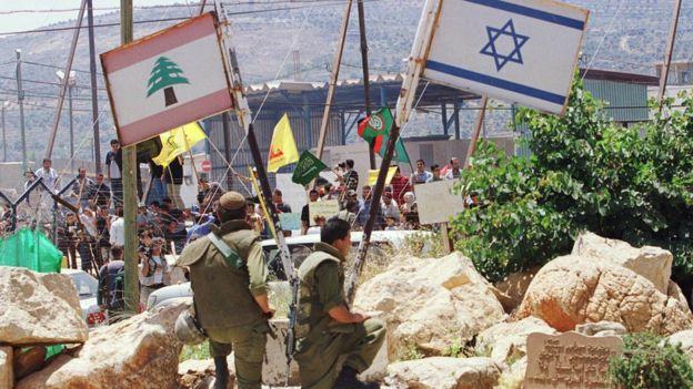 İsrail ordusu 200'de Lübnan'dan çekildi