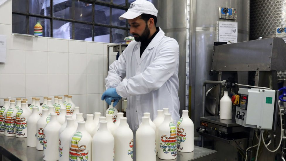 Este año, la producción de aceite de oliva de Italia cayó a su punto más bajo en 25 años.