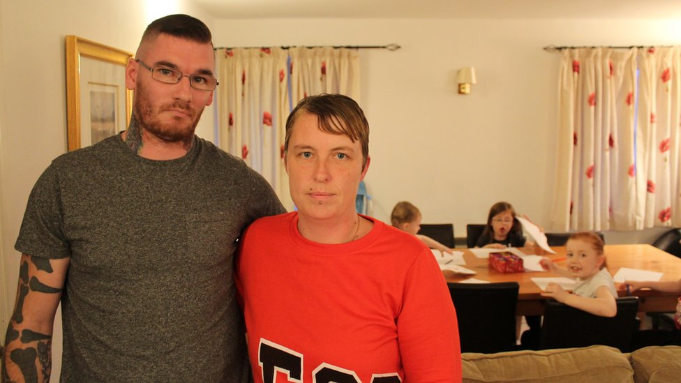 Homeless family in Cornwall rehoused 13 times in 18 weeks