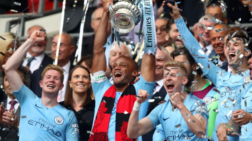 Vincent Kompany: Man City are best team in the world