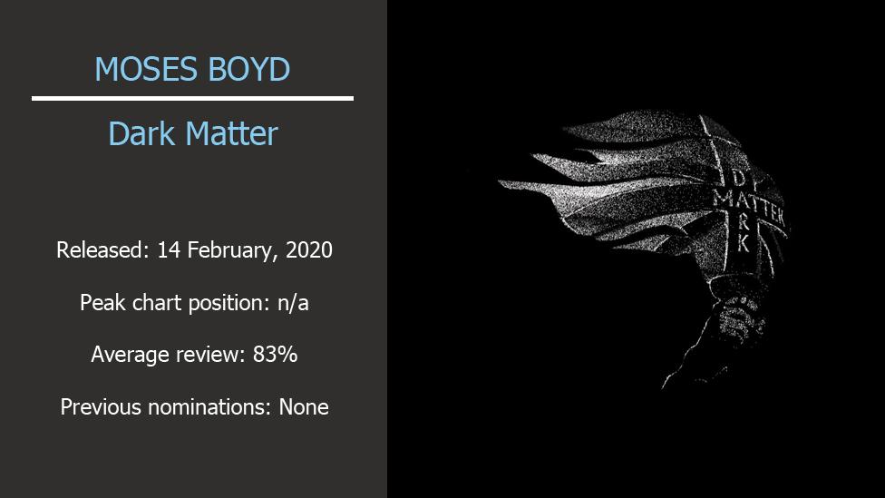 Moses Boyd album artwork