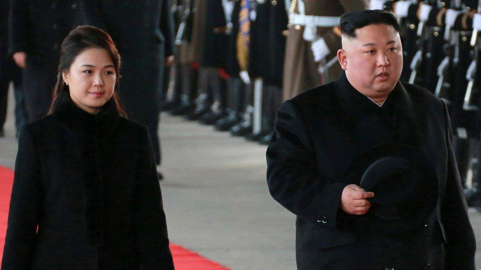 Kim i supruga