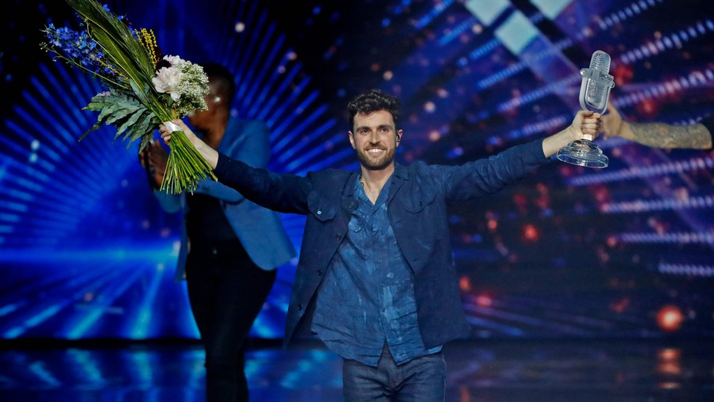 Eurovision 2019: The contest highlights from start to finish