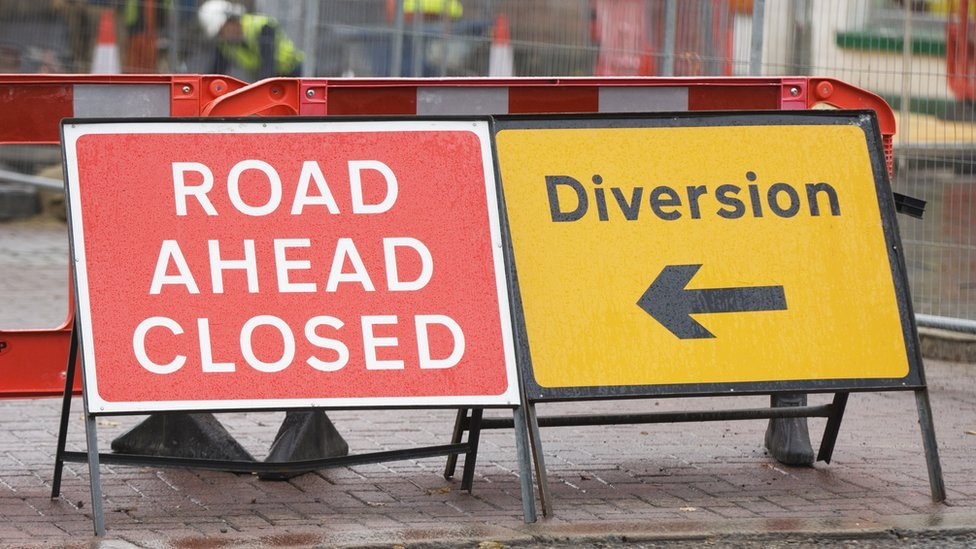 A457 Abergele Straits five-night road closure for repairs