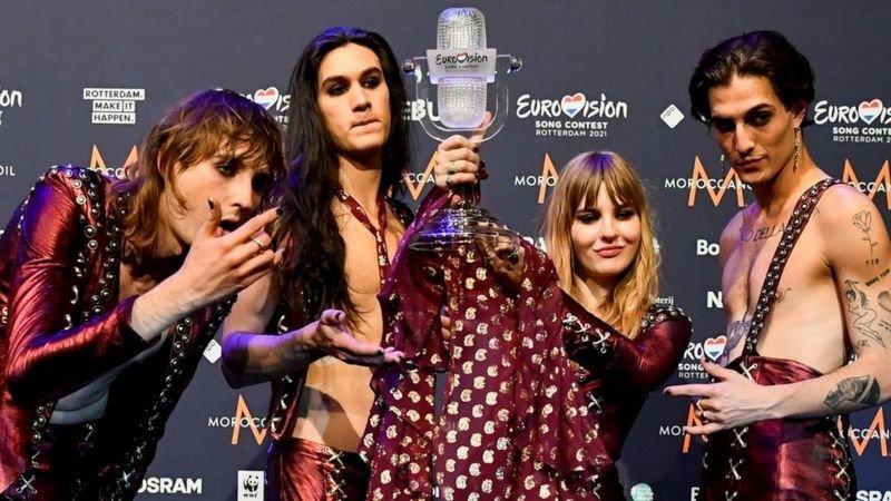 Grup Mart ayında İtalya'nın San Remo Festivali'nde birinciliği almıştı