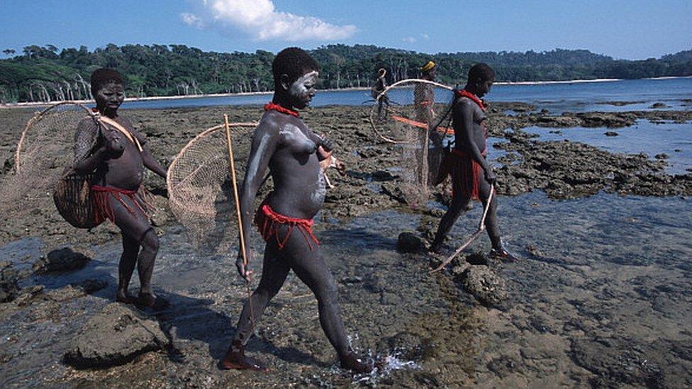 Comunidad Jarawa
