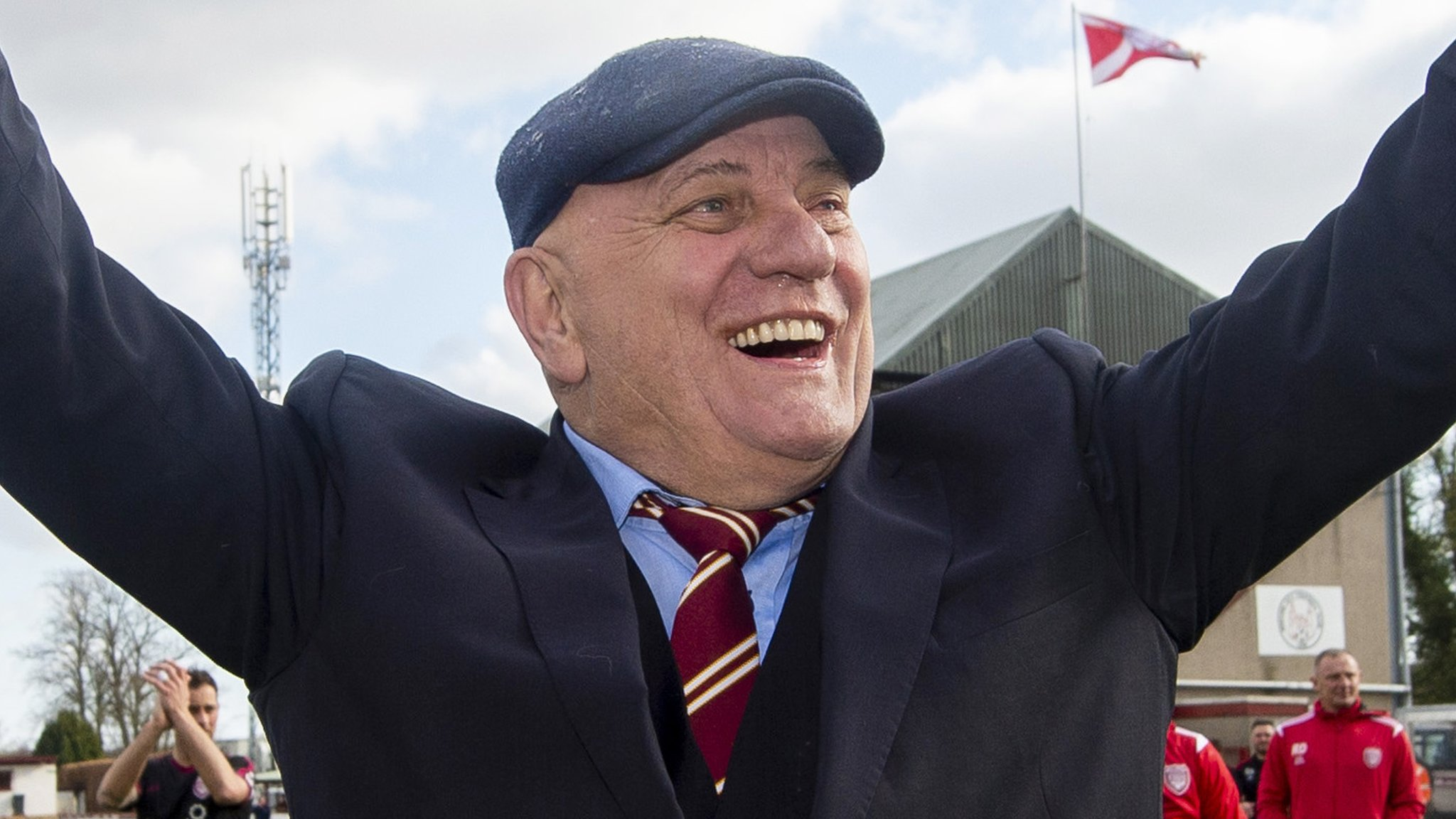 Dick Campbell says Arbroath thoroughly deserved League One title