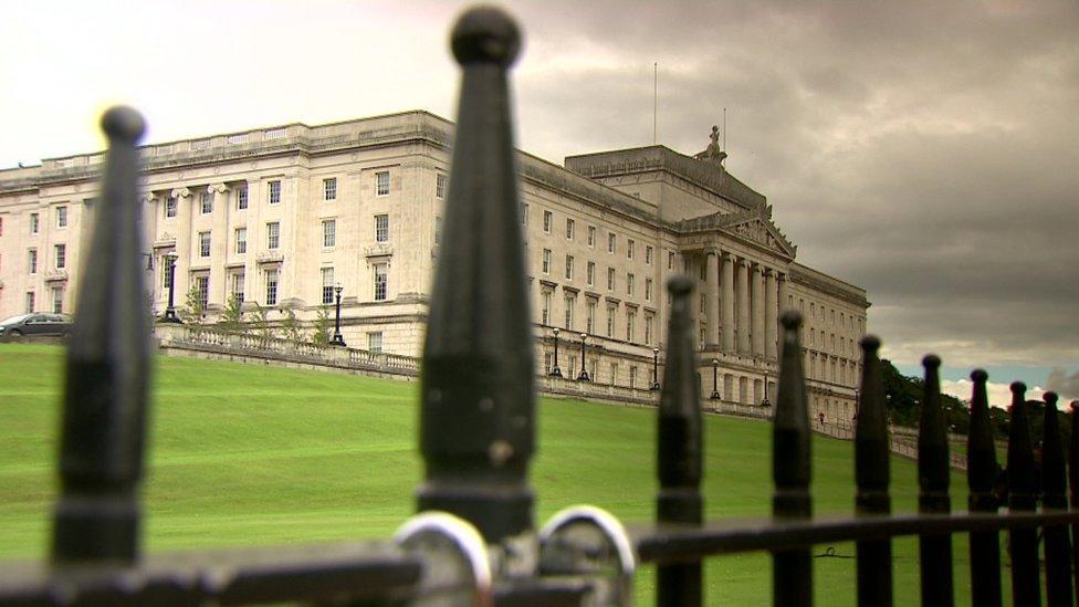 Parliament Buildings Stormont