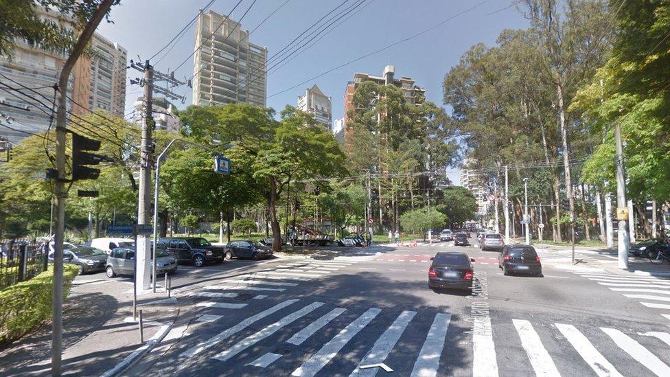 Vila Nova Conceicao, en Sao Paulo, se puso de moda en los últimos años. El valor del metro cuadrado es de US$4.974.
