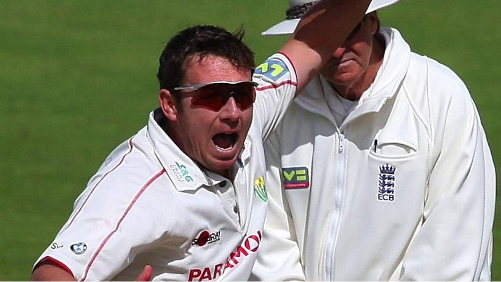 Robert Croft departure sad day for Glamorgan - chief executive Hugh Morris