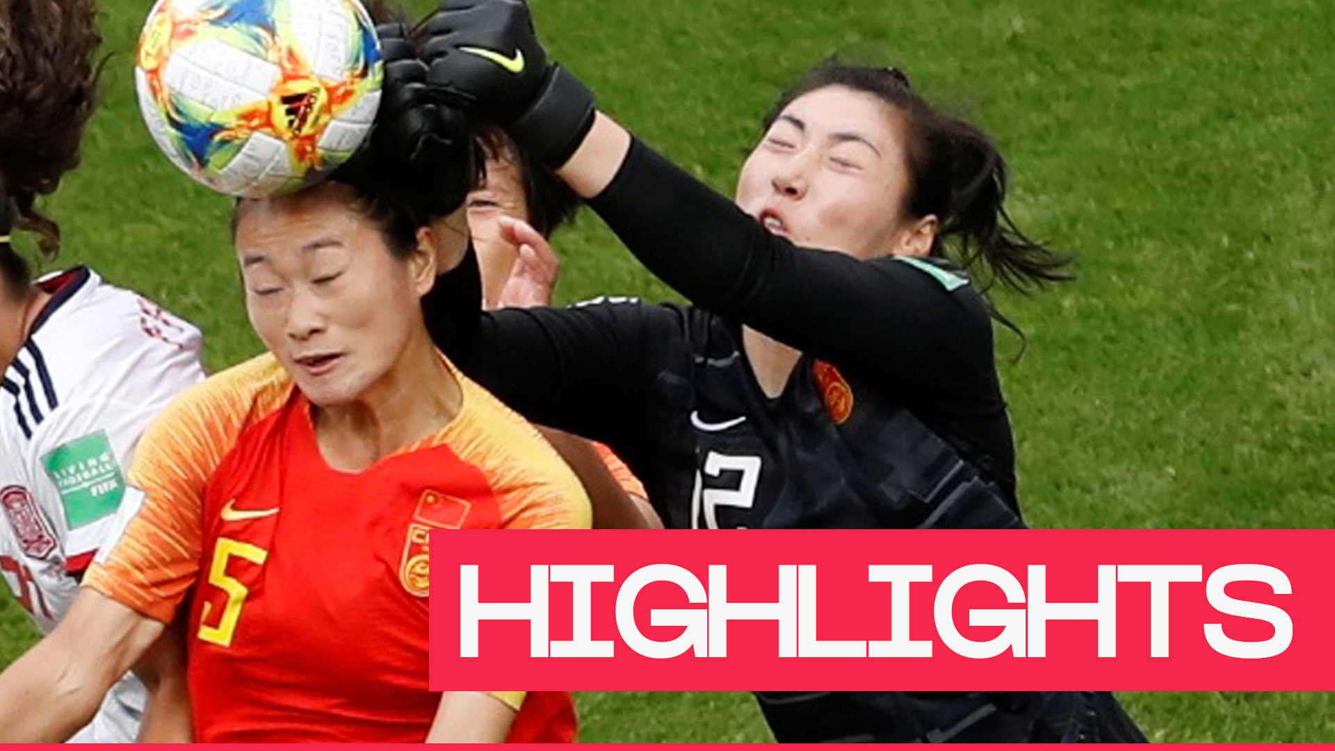 Women's World Cup 2019: Spain and China both reach last 16 after goalless draw