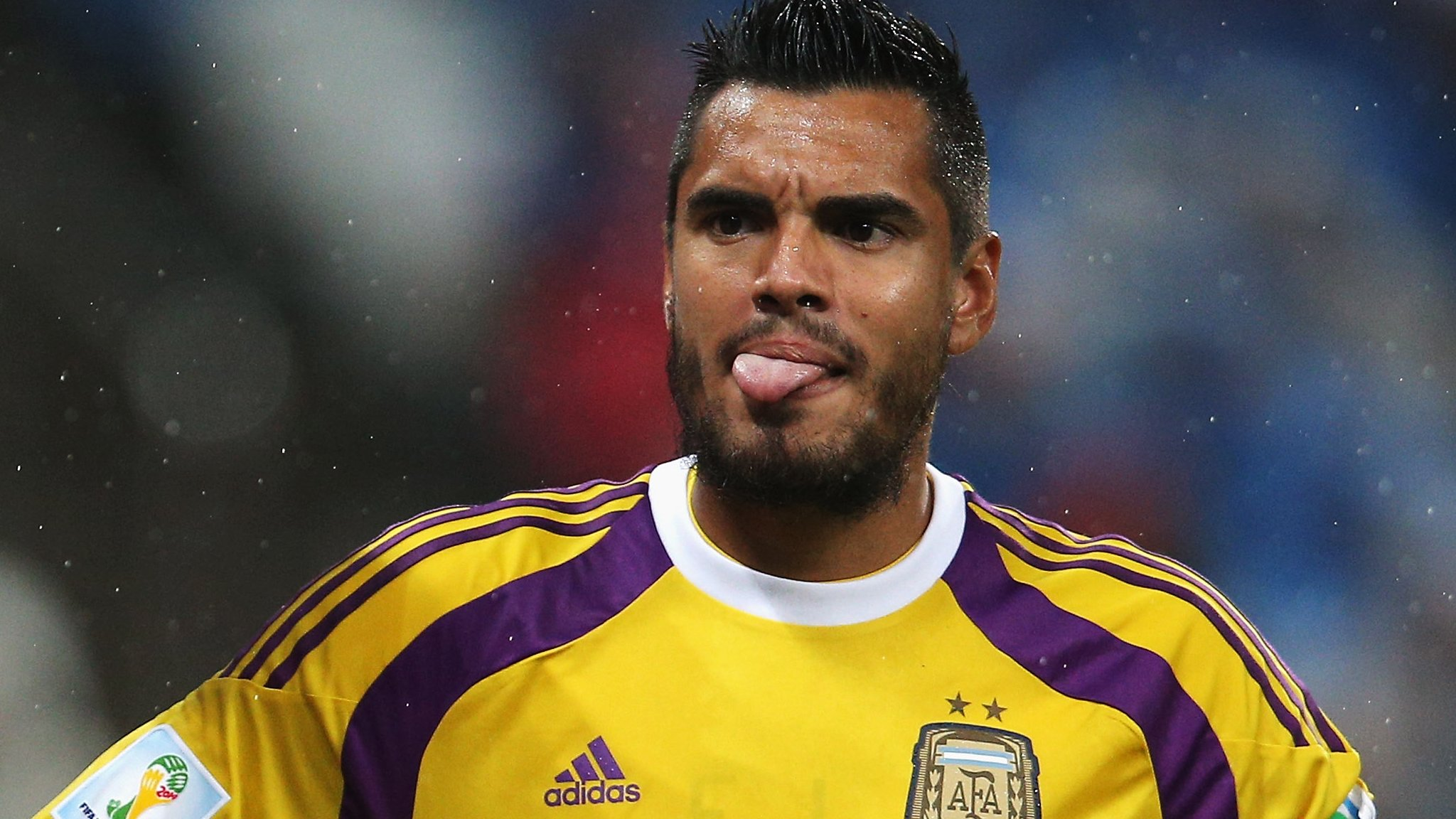 Argentina's Man Utd keeper Romero out of World Cup