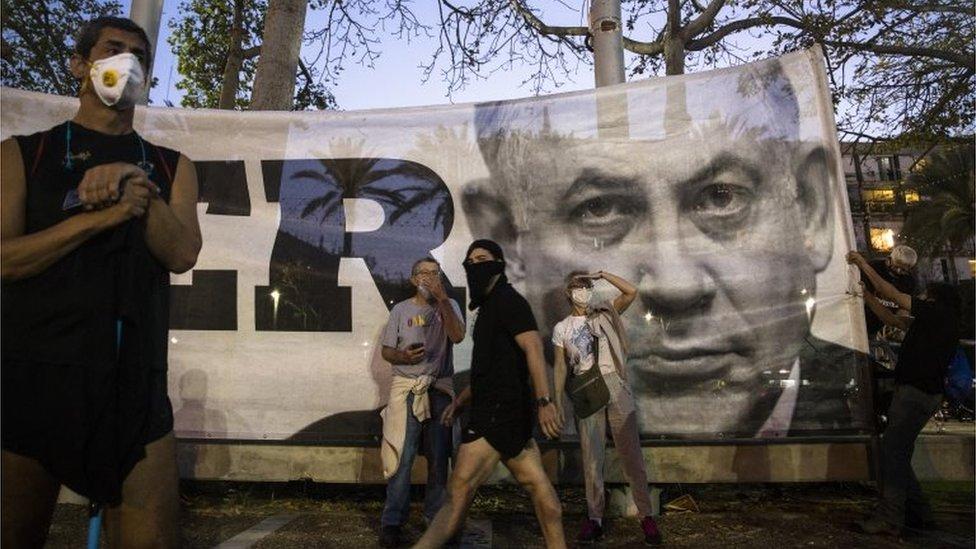 Netanyahu istifa etmesi çağrılarını reddetti