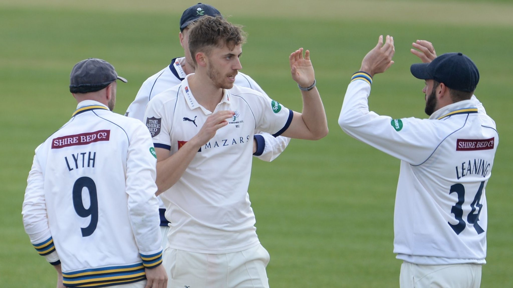 County Championship: Yorkshire force win over stubborn Kent