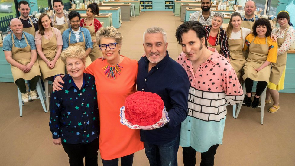 Baker's dozen: 13 things to know about the new Bake Off series