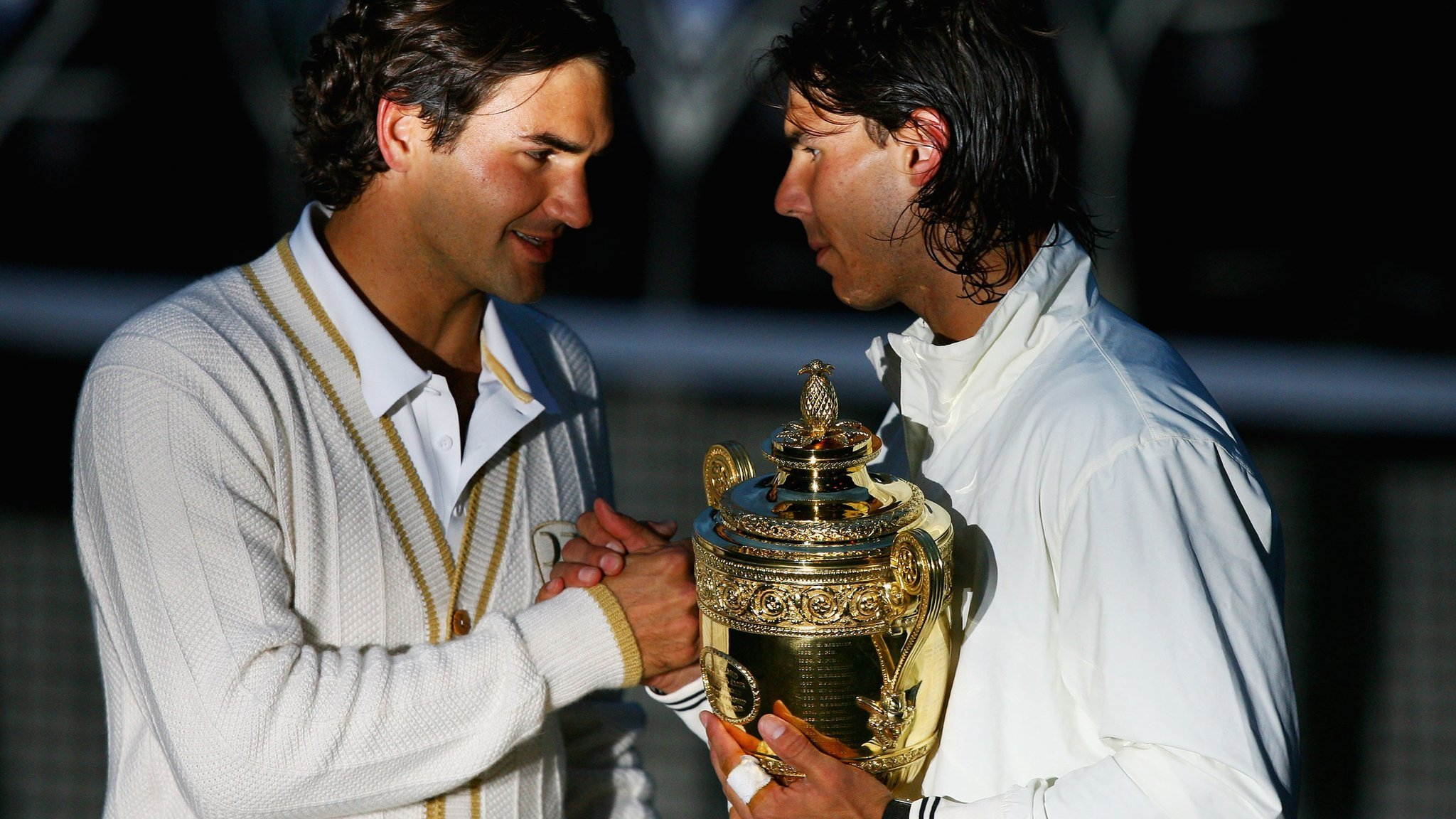 Federer v Nadal 2008 final - the inside story of 'the greatest match ever played'