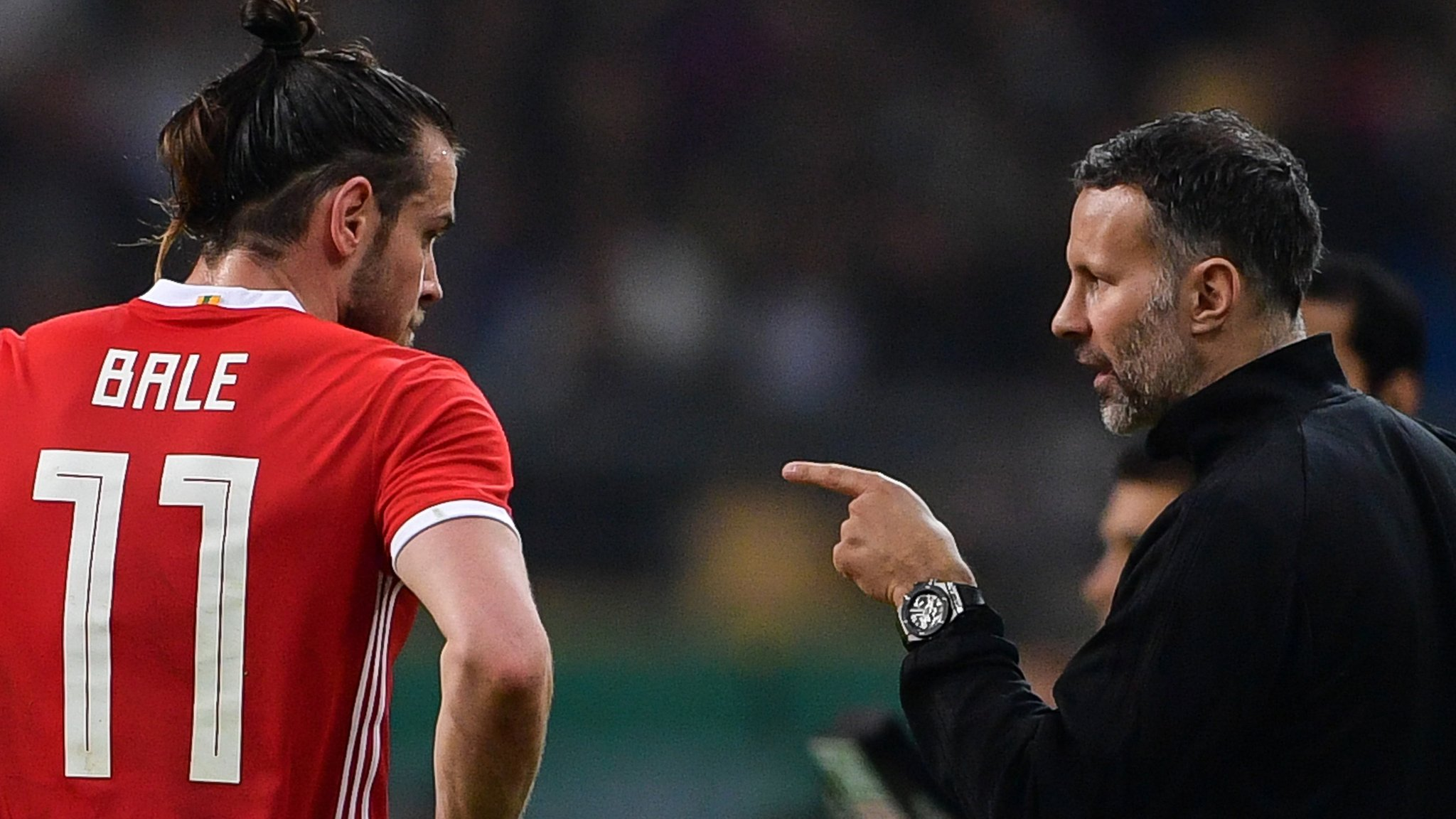Ryan Giggs: Manager says Gareth Bale is Wales' greatest player
