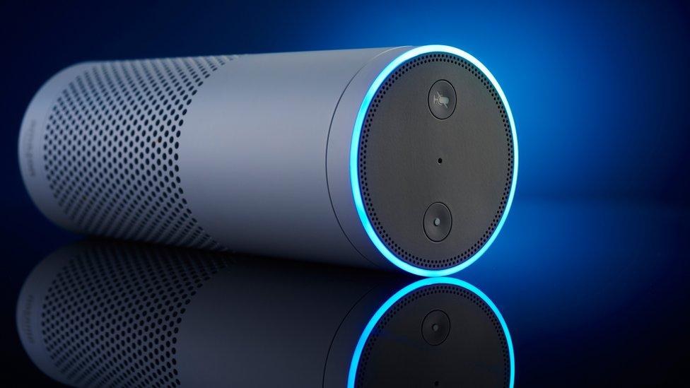 Amazon Echo machine