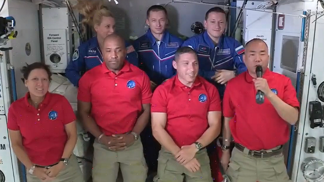 Victor Glover becomes first Black astronaut on ISS for extended stay