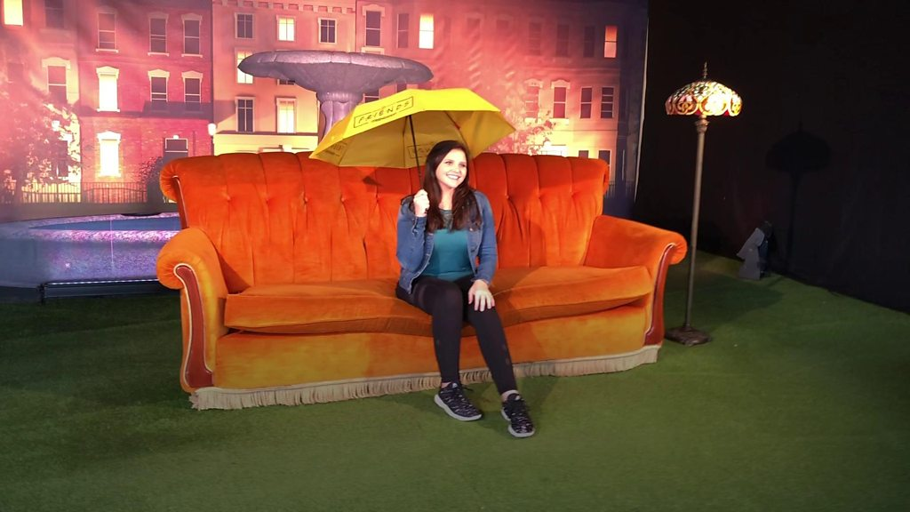 Best of Friends: Fancy grabbing a coffee at Central Perk?