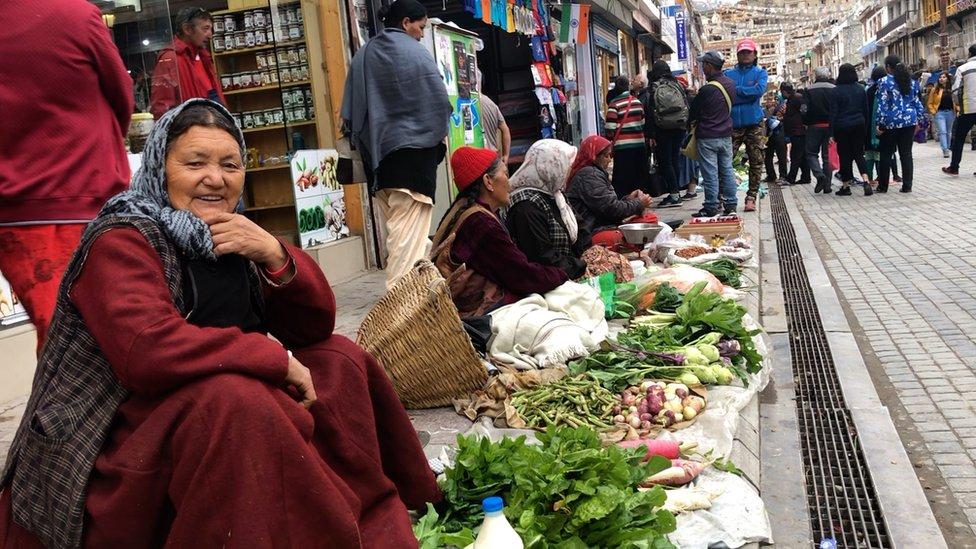 लेह बाज़ार