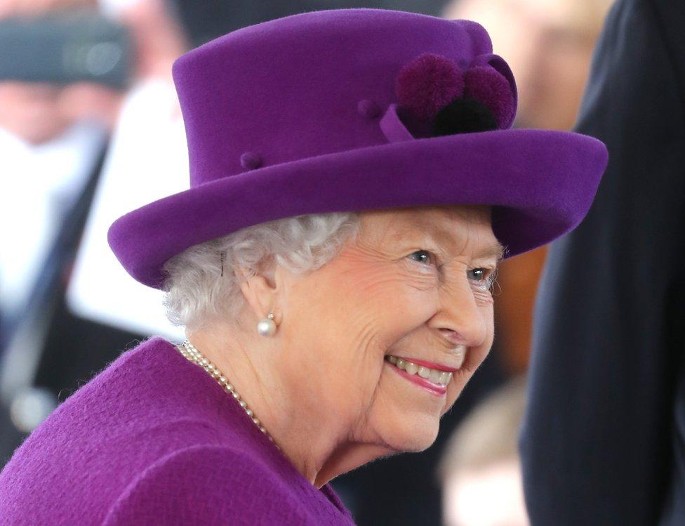 Queen in Aylesford