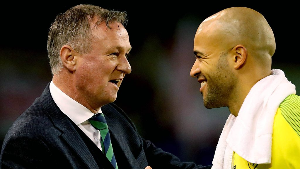 Michael O'Neill: It is a game Northern Ireland should have won